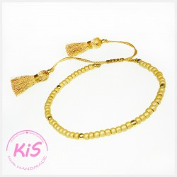 KiS MINI MATTE GOLD