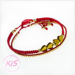 Zestaw KiS RED GOLD DUO